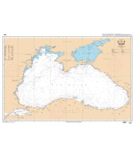 7243 - Mer Noire - Carte marine Shom classique