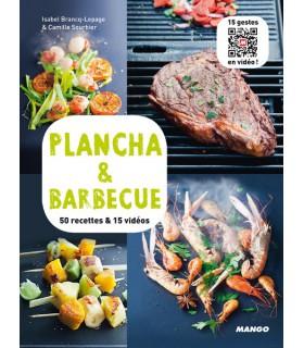 Plancha et barbecue