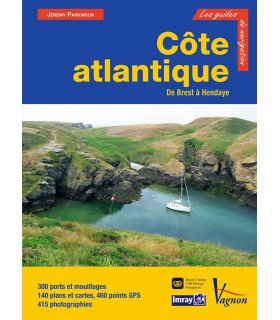 Guide Imray - Côte Atlantique