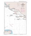 7326 - De Promontorio del Gargano à Šibenik et à Ploče - carte marine Shom classique