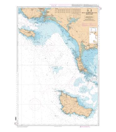 Carte Marine Shom Carte Du Golfe Du Morbihan Atlantique Cote Sud