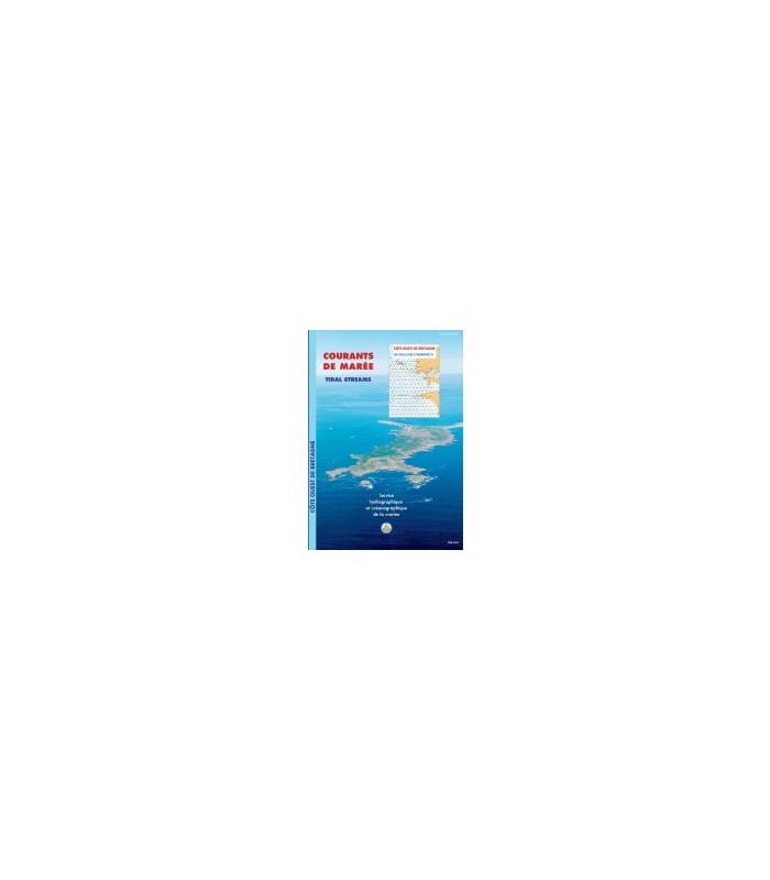 Courants - Côte Ouest de Bretagne - Produit numérique