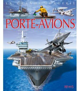 La grande imagerie porte-avions