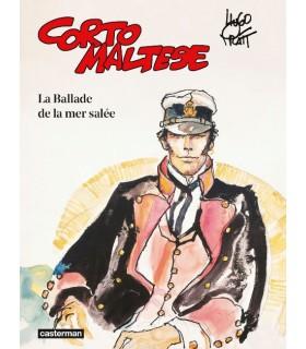 La ballade de la mer salée - Corto Maltese