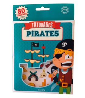 80 tatouages pirates