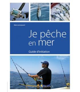 Je pêche en mer