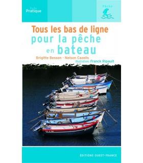 Tous les bas de lignes pour la pêche en bateau (en mer)