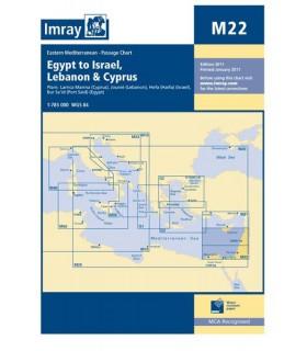 M22 Cyprus to Suez