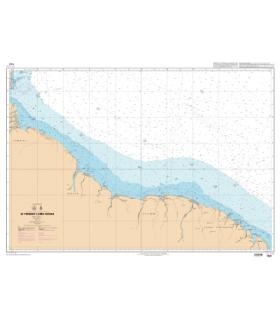 7625 - De Trinidad à Cabo Orange - Carte marine Shom papier