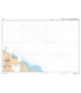 7485 - Des Iles du Salut à Cabo Orange - Carte marine Shom papier