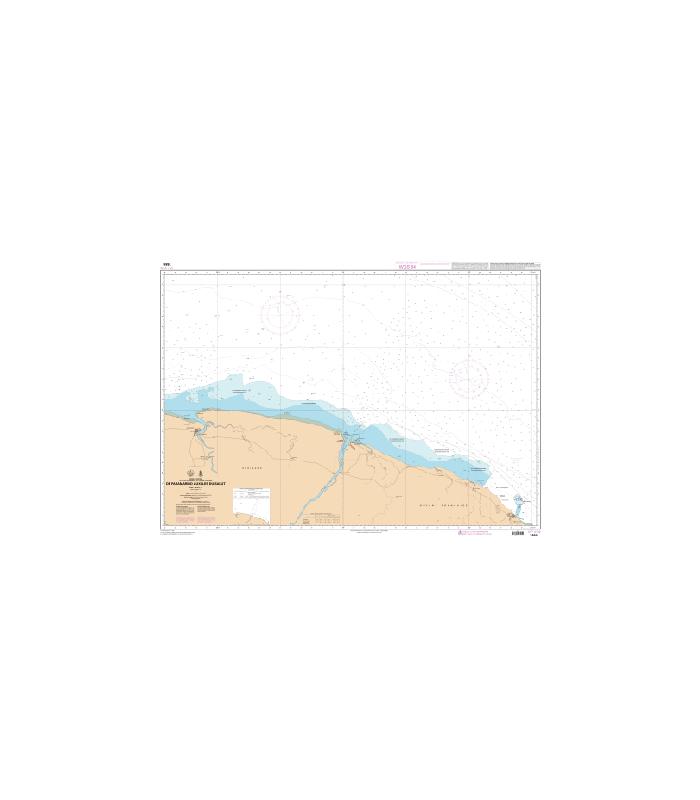 Carte Marine Bresil.Carte Marine Shom 7484 De Paramaribo Aux Iles Du Salut