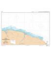 7484 - De Paramaribo aux Iles du Salut - Carte marine Shom papier