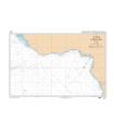 6758 - De Freetown à Luanda - Carte marine Shom classique