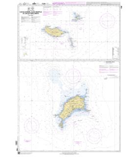 7796 - Ilha da Madeira, Ilhas Desertas et Ilha do Porto Santo