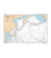 6977 - Océan Pacifique Nord - Partie Nord Ouest - carte marine Shom