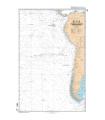 6964 - De Panama au Cap Horn (Câbo de Hornos)- carte marine Shom