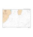 6664 - De Port Elisabeth à Mauritius - carte marine Shom papier