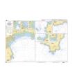 7340 - Côte Sud-Ouest de Cornwall - Carte marine Shom papier