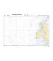 6618 - Atterrages Ouest des Iles Britanniques - Carte marine Shom