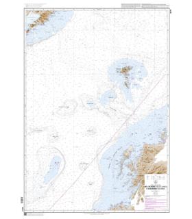 6771 - De l'Ecosse à l'Islande - Carte marine Shom papier