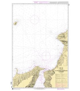 7778 L - de Capo Cozzo à Capo Milazzo et Stromboli - Carte marine Shom