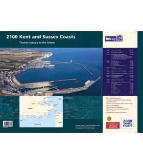 2000 - Suffolk and Essex Chart Pack - Carte marine Imray