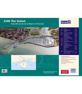 2100 Kent and Sussex Coasts Chart Pack - Carte marine Imray