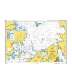 Admiralty 2108 - Kattegat Southern Part - Carte marine papier
