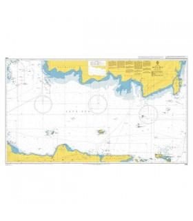 Admiralty 1066 - Java Sea - carte marine