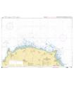 7444 L - du Cap Lévi à Barfleur - carte marine papier