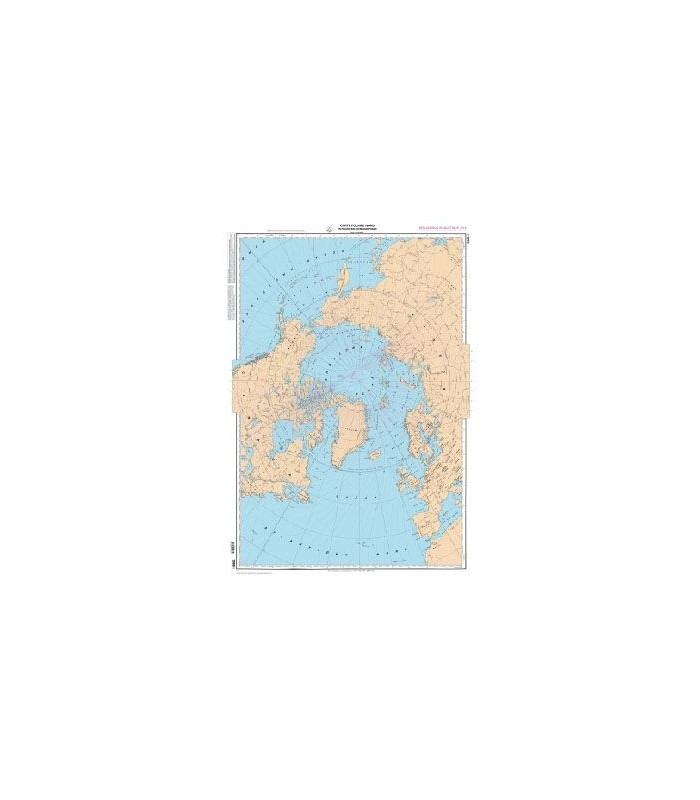 5966 -  - carte marine Shom