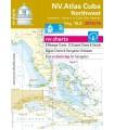 NV charts Cuba Northwest - carte marine