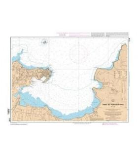 7176 - Rade de Portoferraio - Carte marine Shom papier