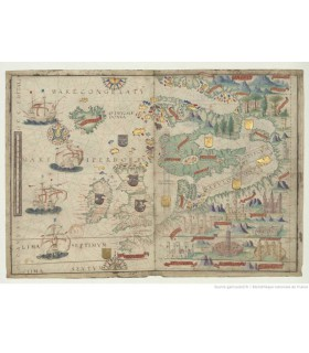Atlas Miller, Zone Mer Méditerranée