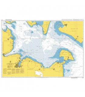 2942 Kieler Bucht - Carte marine papier