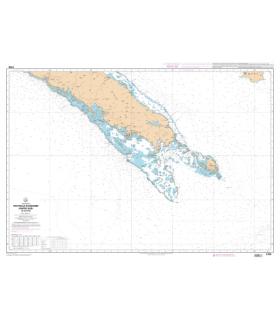 6768 - Nouvelle-Calédonie (partie Sud) - Ile des Pins - Carte marine papier