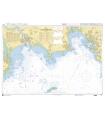 7251 - de Loctudy à Concarneau - Carte marine Shom papier