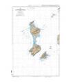 6118 - Iles Saint-Pierre et Miquelon - Carte marine Shom papier