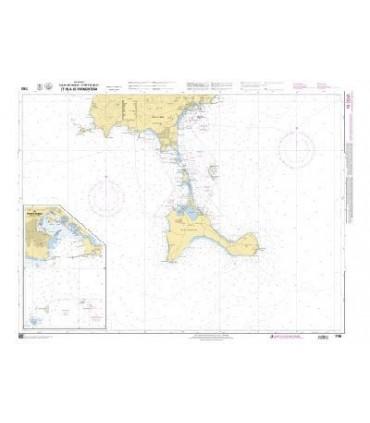 7783 - De Cabo Canbet à Cabo Tortosa - carte marine Shom papier