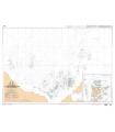 7593 - De l'Ile Hélène au Rocher du Débarquement - Archipel de Pointe Géologie - Carte marine Shom papier