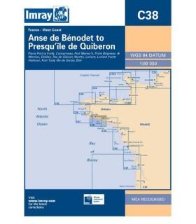 C38 Bénodet to Quiberon