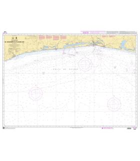 7385 - de Sassandra à Lagune Aby - Carte marine Shom
