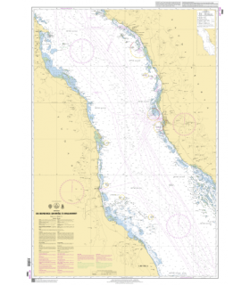 7802 - De Berenice (Barnis) à Masamirit - Carte marine Shom