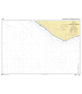 7186 - de Monrovia à Sassandra  - Carte marine Shom