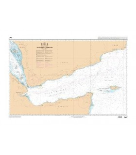 7800 - Golfe d'Aden et approches - Carte marine Shom papier