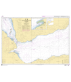 6987 - Partie Ouest Golfe d'Aden Bab el Mandeb- Carte marine Shom papier