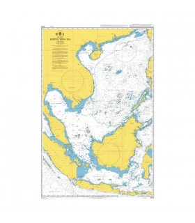 Admiralty 4508 - South China Sea - Carte marine papier