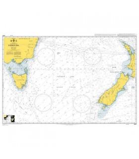 Admiralty 4601 - Tasman Sea - Carte marine papier
