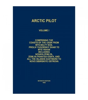 NP10 - Arctic Pilot Vol. I - Instructions nautiques Admiralty