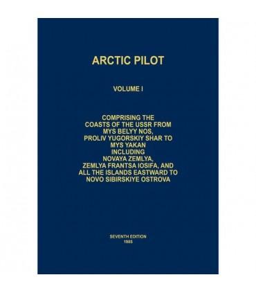 NP10 - Arctic Pilot Vol. I - Instructions nautiques Admiralty